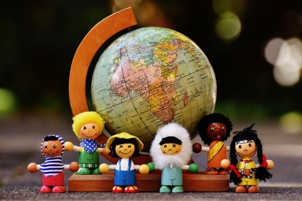 Nazionalità diverse