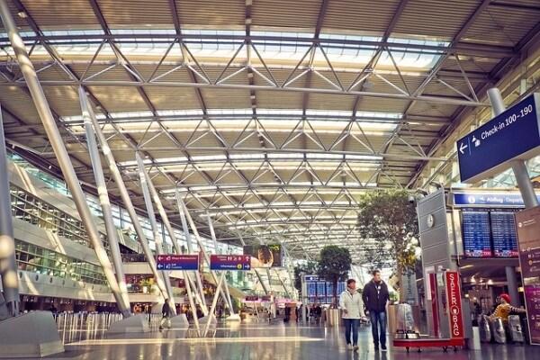 scalo aeroporto