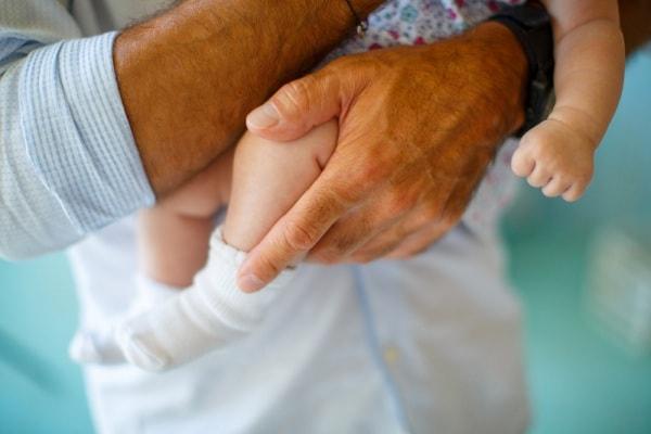 nonno neonato