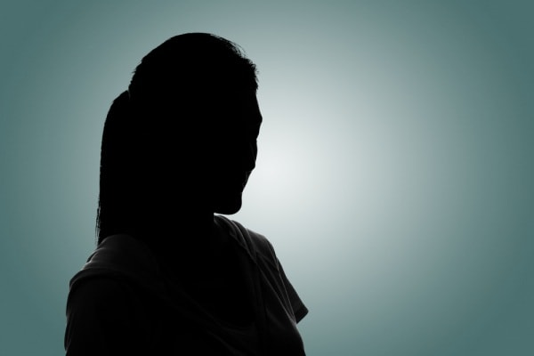 donna anonima