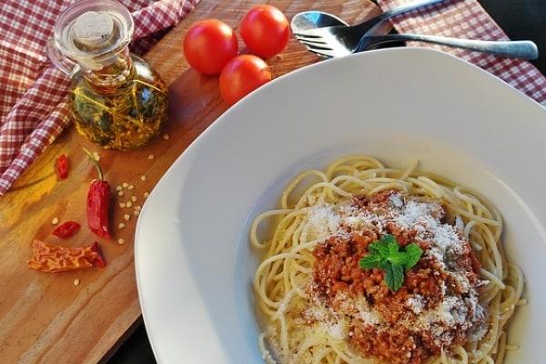 Ragù alla bolognese alla Berry? La cucina italiana all'estero
