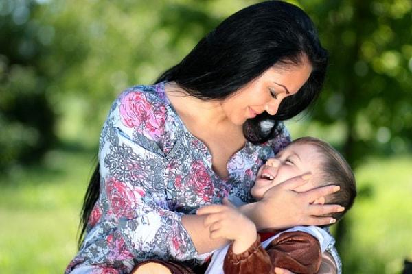 Mio figlio aveva intuito che ero incinta prima che io lo scoprissi