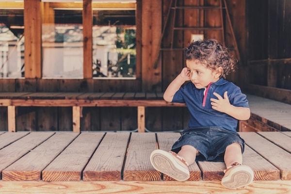 Nonostante la disabilità, mio figlio ha una forza fuori dal comune