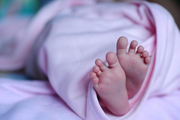 Infezione rischiosa post parto. Per fortuna la mia piccola si è salvata