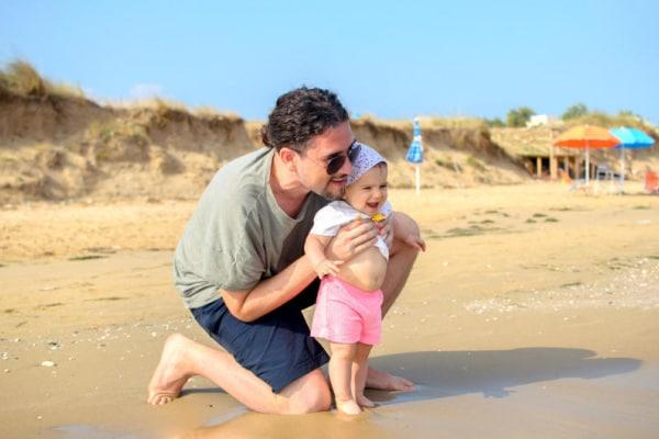 Sono un papà separato che ama sua figlia e che vuole essere i suoi occhi