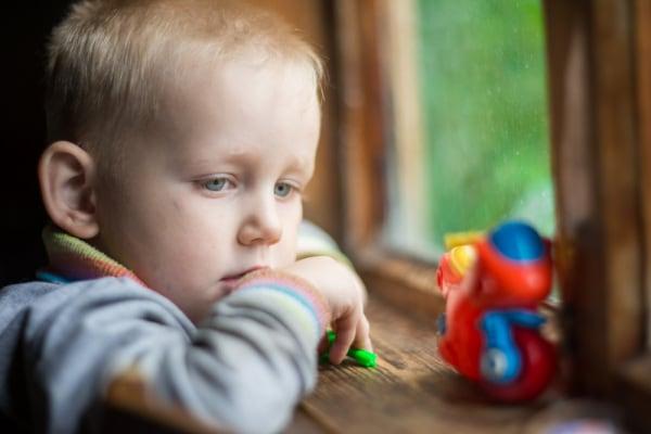Mio figlio è autistico. Io sarò il suo scudo per sempre