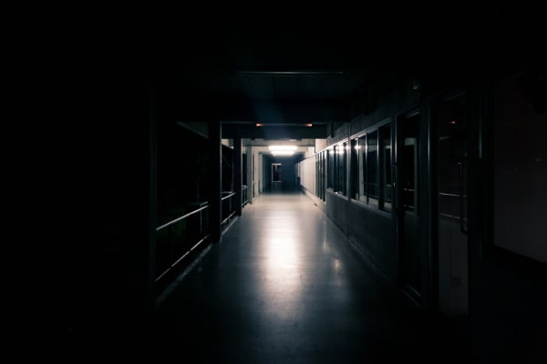 ospedale incubo