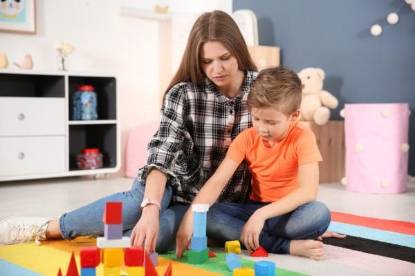 Il mio bimbo è autistico. Migliora ogni giorno di più ed è la mia forza