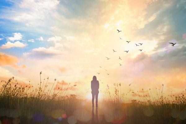 Cielo e donna