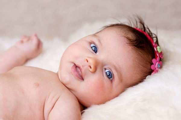 Ciste nel plesso corioideo durante la gravidanza. Ma mia figlia è nata sana