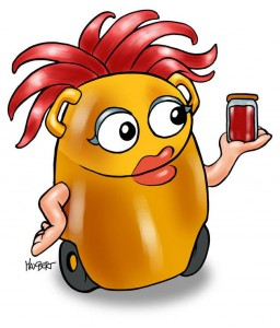 Mamma Bidonzolo Ketchup