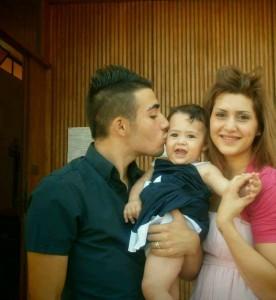 Antonio, Eleonora e Amy